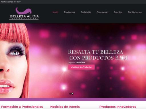 Página web Badi